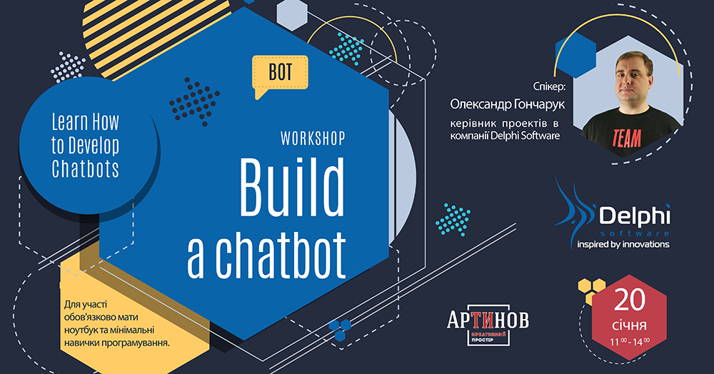 Build Your Own Chatbot from the Scratch